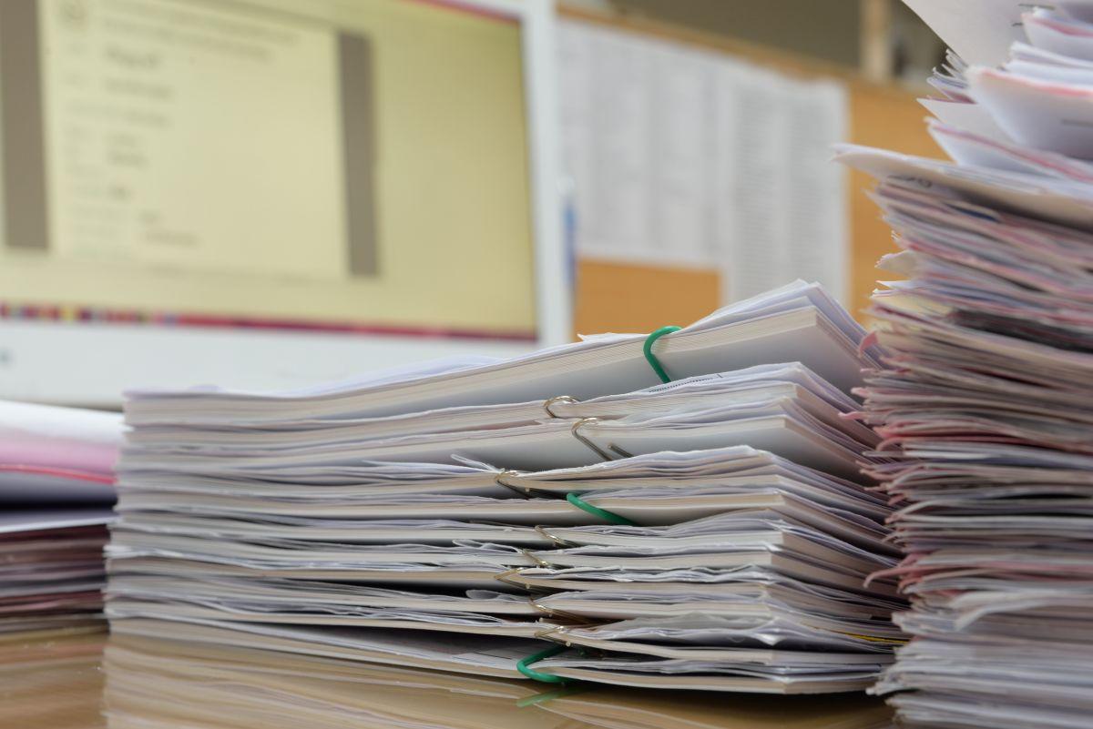 jakie dokumenty nalezy przechowywac